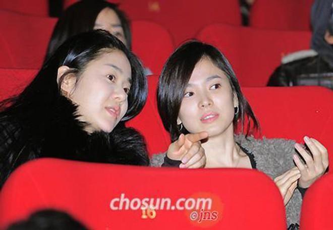 Hé lộ mối quan hệ bất ngờ của Song Hye Kyo với Á hậu bị đế chế Samsung ruồng bỏ, tin hot lên cả top 1 Naver - Ảnh 5.