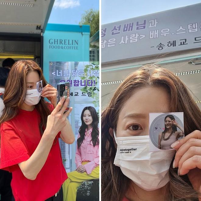 Hé lộ mối quan hệ bất ngờ của Song Hye Kyo với Á hậu bị đế chế Samsung ruồng bỏ, tin hot lên cả top 1 Naver - Ảnh 2.