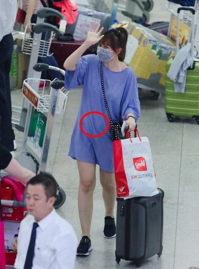 Hari Won ẩn ý lên tiếng về tin đồn mang thai con đầu lòng? - Ảnh 5.