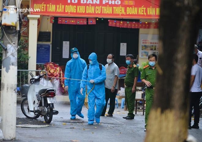 Toàn cảnh tình hình dịch bệnh Covid-19 tại Hà Nội sau một tuần giãn cách xã hội - ảnh 3