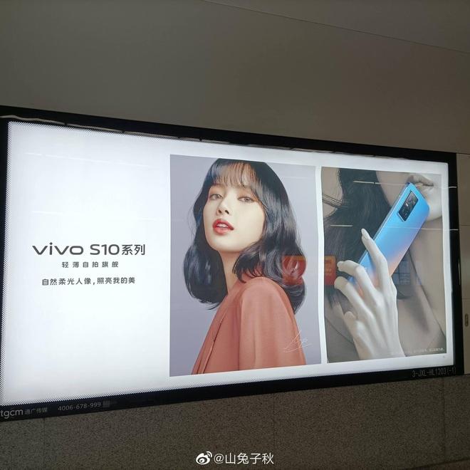 Choáng ngợp với hình ảnh của Lisa (BLACKPINK) phủ sóng khắp mọi nơi tại Trung Quốc - ảnh 14