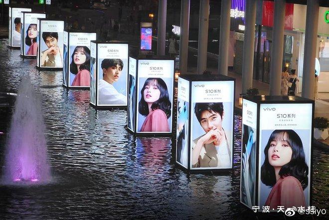 Choáng ngợp với hình ảnh của Lisa (BLACKPINK) phủ sóng khắp mọi nơi tại Trung Quốc - ảnh 11