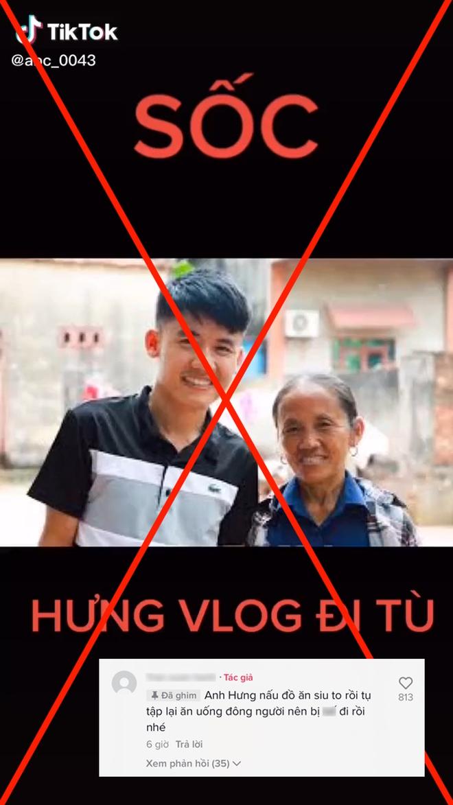Thái độ bất ngờ của Hưng Vlog trước thông tin bị đi tù 15 năm, tiết lộ thêm về công việc hiện nay - Ảnh 1.