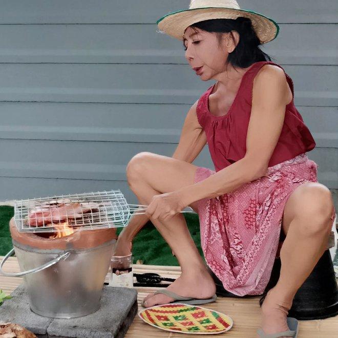 """Vừa gây choáng với diện mạo """"căng đét"""" mới nâng cấp, hot girl mặt nhàu Thái Lan lộ ảnh thật chưa qua chỉnh sửa khiến dân tình tranh cãi - ảnh 9"""