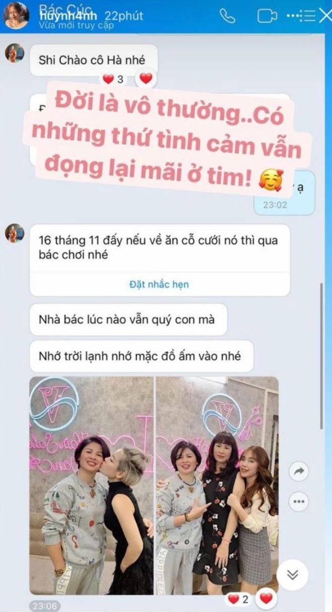 Mẹ nuôi Quang Hải công khai ủng hộ Huỳnh Anh làm BTV thể thao, nói gì mà nhắc đến cả quá khứ? - ảnh 3
