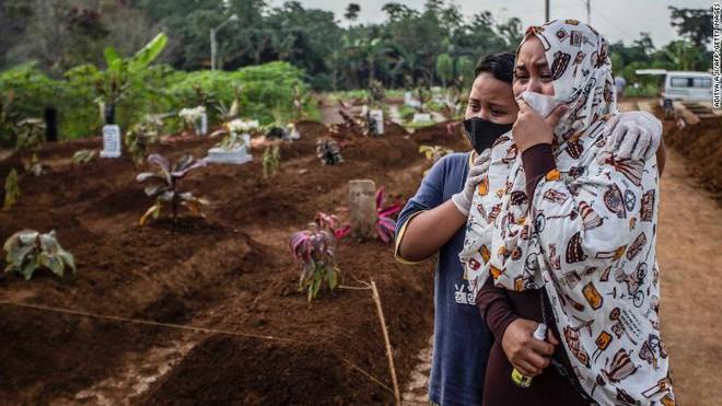 Toàn cảnh cơn khủng hoảng đang xảy ra ở Indonesia - tâm dịch mới của cả châu Á: Một địa ngục Covid mới đang xuất hiện? - ảnh 3