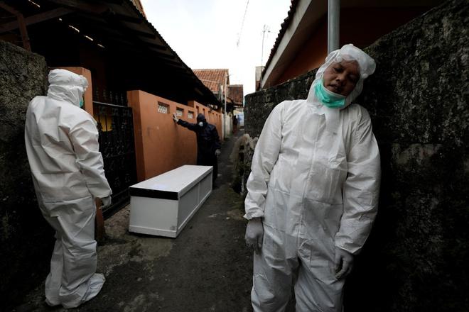 Toàn cảnh cơn khủng hoảng đang xảy ra ở Indonesia - tâm dịch mới của cả châu Á: Một địa ngục Covid mới đang xuất hiện? - ảnh 5