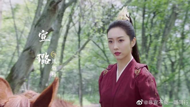 Sao nữ Như Ý Truyện lập mưu chà đạp Triệu Lộ Tư ở phim mới, tự ví mình là bản sao của đệ nhất mỹ nhân TVB? - ảnh 2