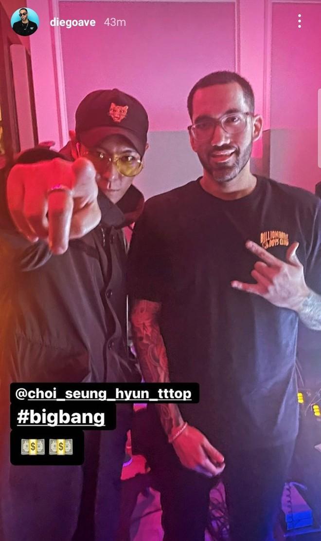 BIGBANG comeback thật rồi: T.O.P xuất hiện ở phòng thu, producer còn hé lộ là một sản phẩm của toàn nhóm? - ảnh 2