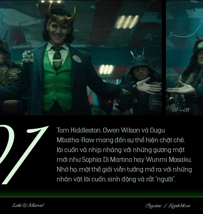 Loki: Khi Marvel tự biến mình thành trò đùa - ảnh 2
