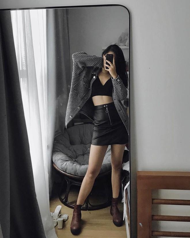 Đùi to không lo mặc xấu vì cô bạn này có những chiêu hack dáng rất đỉnh nhờ chọn đúng quần áo - ảnh 1