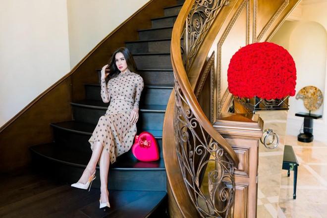Cận cảnh không gian sống thượng lưu của nữ tỷ phú người Việt có toà lâu đài 800 tỷ, tiện nghi không khác gì resort 6 sao! - ảnh 4