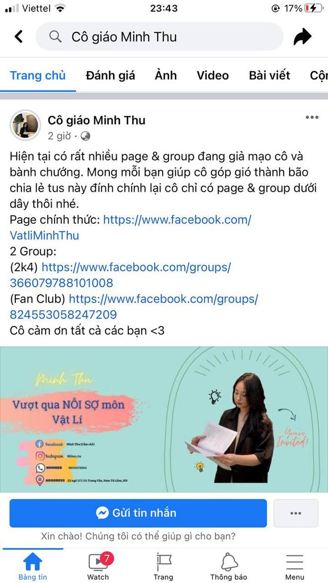 Khum tin nổi: Cô giáo Minh Thu pha-ke hút hơn 10.000 người xem trực tiếp, gần 300.000 bình luận - ảnh 3