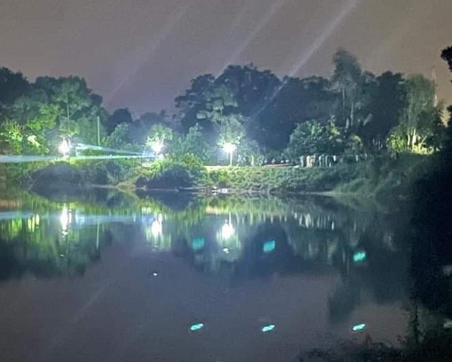 Phú Thọ: Phó Trưởng Công an huyện và Trưởng phòng Văn hóa đuối nước tử vong - Ảnh 1.