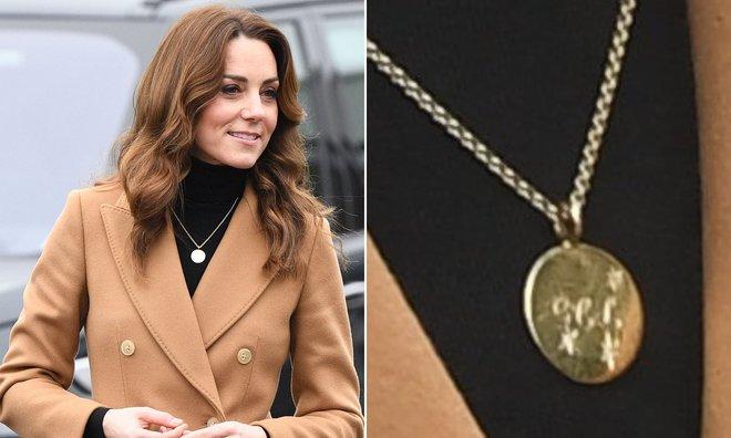 Công nương Kate luôn đeo 1 chiếc dây chuyền siêu giản dị, ý nghĩa đằng sau khiến ai nấy xúc động - ảnh 3