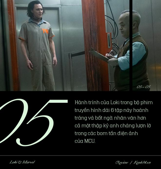 Loki: Khi Marvel tự biến mình thành trò đùa - ảnh 8