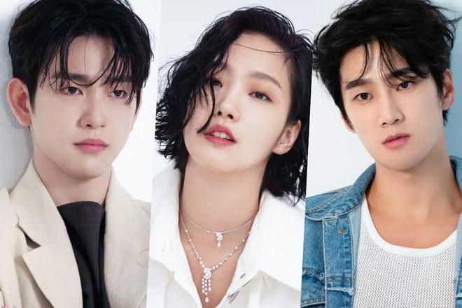 Lộ diện trai đẹp ủ mưu giật Kim Go Eun từ Ahn Bo Hyun ở Yumi's Cells, visual thế này làm nam phụ phí quá! - ảnh 2