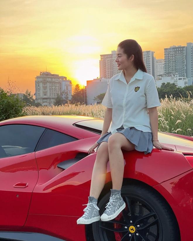 Hội bầu quý tộc vừa kết nạp thêm 1 thành viên mới, là gái đẹp sở hữu BST siêu xe trên cả khủng - ảnh 8