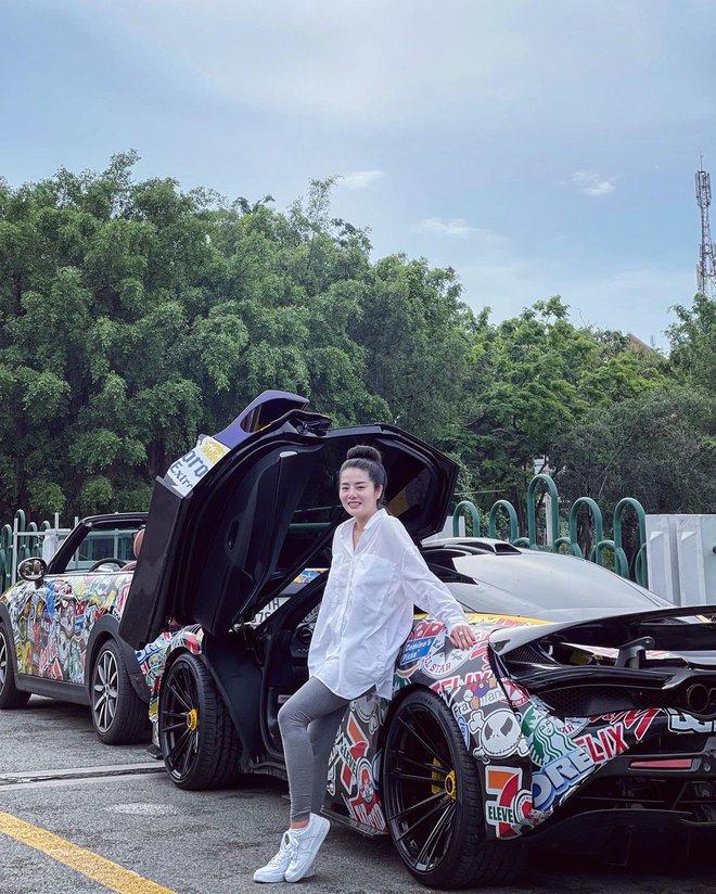 Hội bầu quý tộc vừa kết nạp thêm 1 thành viên mới, là gái đẹp sở hữu BST siêu xe trên cả khủng - ảnh 6