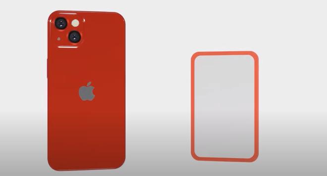 """Hé lộ hình ảnh iPhone 13 màu """"cam lè"""" nhưng vẫn cực kỳ hút mắt - Ảnh 4."""