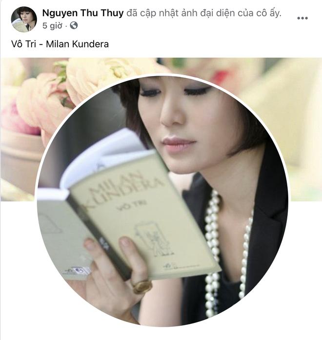 Hơn 1 tháng sau khi đột ngột qua đời, trang Facebook của Hoa hậu Thu Thuỷ bỗng có động thái đặc biệt - ảnh 1