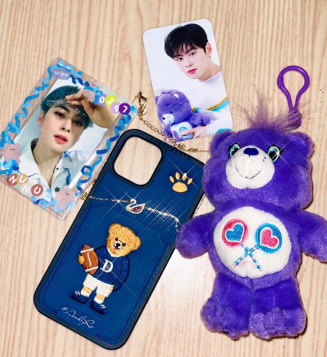Soi mẫu ốp iPhone bánh bèo được Cha Eun Woo mê mẩn, giá chốt đơn chỉ hơn 600K - ảnh 7