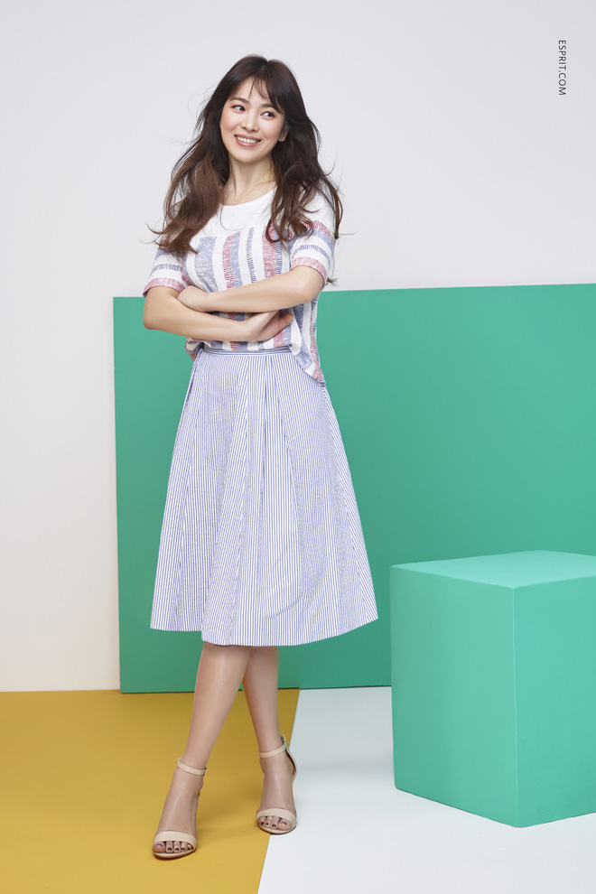 Bóc mẽ Song Hye Kyo: Ảnh thời trang khác hẳn đời thực với chiều cao gây lú, nhìn đôi chân mà haizzz - ảnh 5