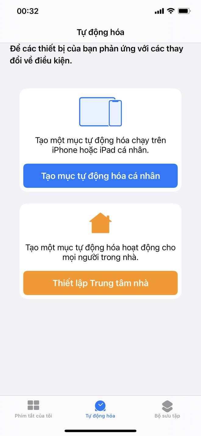 """Mẹo tạo thông báo nhắc sạc iPhone siêu đỉnh khiến bạn trở nên """"độc nhất vô nhị"""", ném đi nỗi lo sập nguồn! - Ảnh 2."""