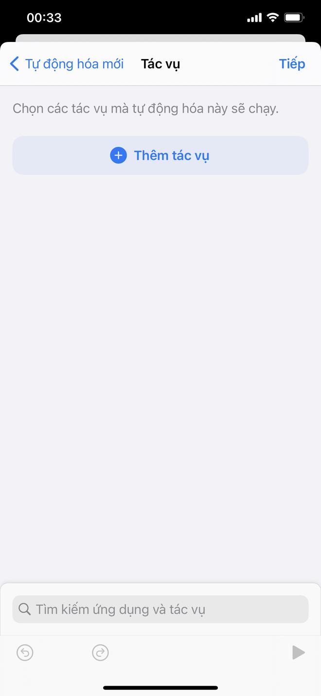 """Mẹo tạo thông báo nhắc sạc iPhone siêu đỉnh khiến bạn trở nên """"độc nhất vô nhị"""", ném đi nỗi lo sập nguồn! - Ảnh 3."""