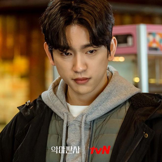Lộ diện trai đẹp ủ mưu giật Kim Go Eun từ Ahn Bo Hyun ở Yumi's Cells, visual thế này làm nam phụ phí quá! - ảnh 1
