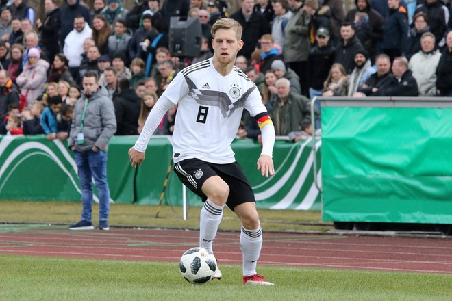 Preview ĐT bóng đá Olympic Đức: Bại binh phục hận - ảnh 2