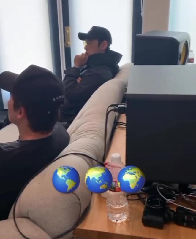 BIGBANG comeback thật rồi: T.O.P xuất hiện ở phòng thu, producer còn hé lộ là một sản phẩm của toàn nhóm? - ảnh 3