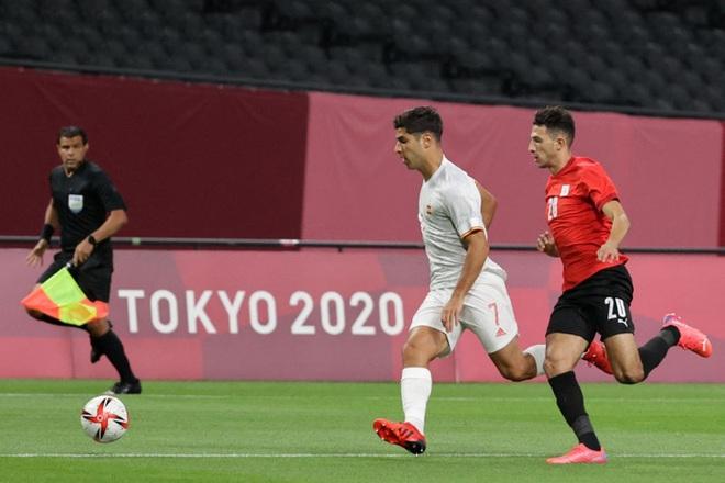 Dàn sao Euro 2020 gây thất vọng, Olympic Tây Ban Nha bị Ai Cập chia điểm - ảnh 1