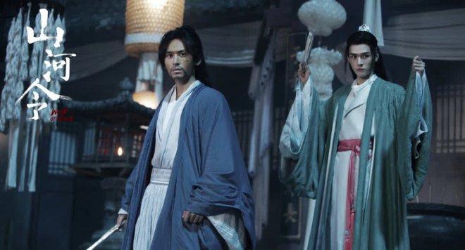 Top 10 phim cổ trang có điểm cao nhất nửa đầu 2021: Nhiệt Ba bị cái tên vô danh đàn áp, Tiêu Chiến mất hạng 1 vào tay kẻ thù - Ảnh 7.
