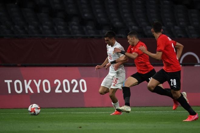 Dàn sao Euro 2020 gây thất vọng, Olympic Tây Ban Nha bị Ai Cập chia điểm - ảnh 3