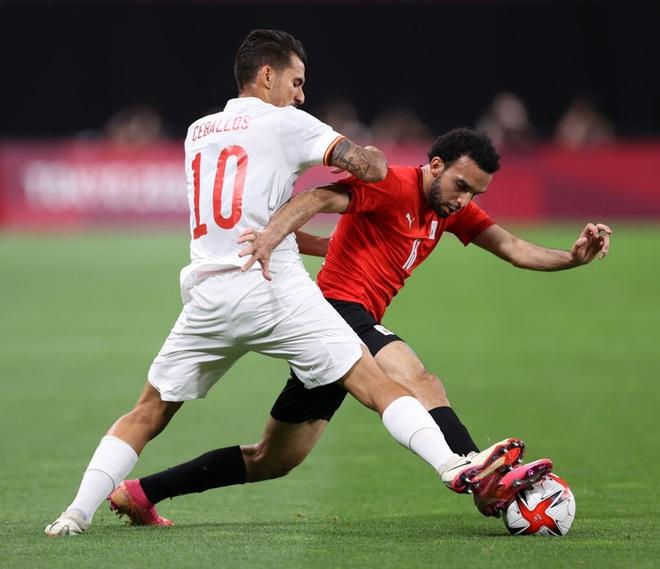 Dàn sao Euro 2020 gây thất vọng, Olympic Tây Ban Nha bị Ai Cập chia điểm - ảnh 6