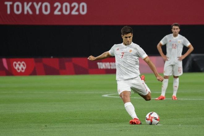 Dàn sao Euro 2020 gây thất vọng, Olympic Tây Ban Nha bị Ai Cập chia điểm - ảnh 7