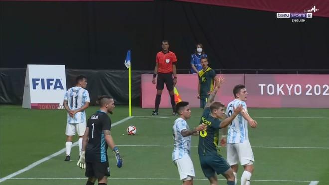 Thế hệ đàn em của Messi thua đội tuyển mạnh nhất Đông Nam Á ở trận mở màn Olympic 2020 - ảnh 9