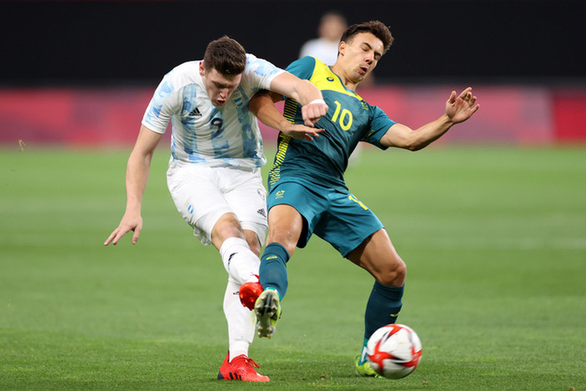 Thế hệ đàn em của Messi thua đội tuyển mạnh nhất Đông Nam Á ở trận mở màn Olympic 2020 - ảnh 10