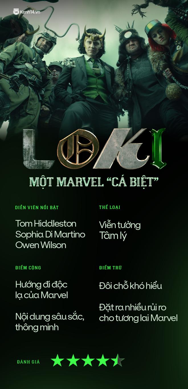 Loki: Khi Marvel tự biến mình thành trò đùa - ảnh 9