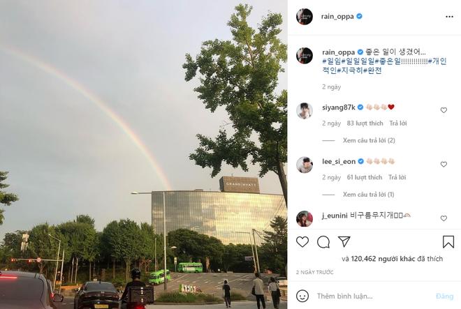 Bi Rain cuối cùng đã có động thái làm rõ câu hỏi: Có hay không chuyện Kim Tae Hee mang thai con thứ 3? - ảnh 2