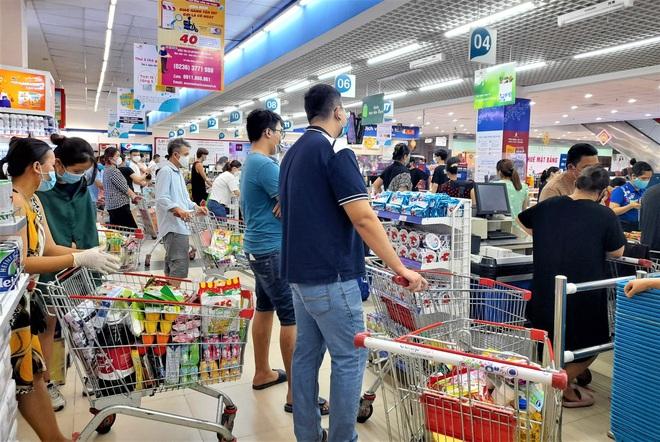 Đà Nẵng đảm bảo cung ứng đủ hàng hóa, khuyến cáo người dân không nên mua tích trữ - Ảnh 1.