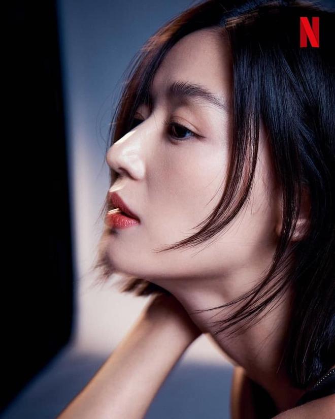 Một lần nữa phải nhắc lại: Jeon Ji Hyun cắt tóc ngắn đẹp điên lên - ảnh 7