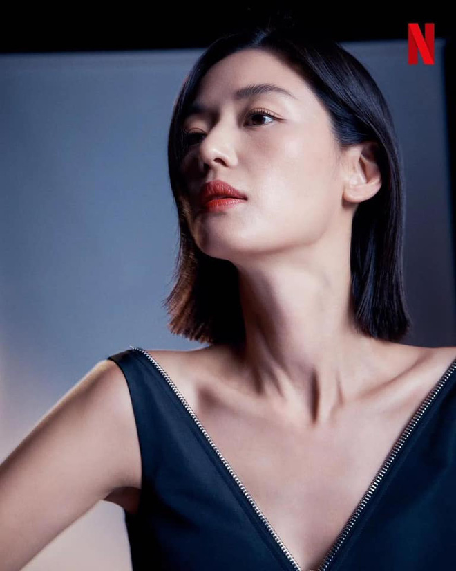 Một lần nữa phải nhắc lại: Jeon Ji Hyun cắt tóc ngắn đẹp điên lên - ảnh 3