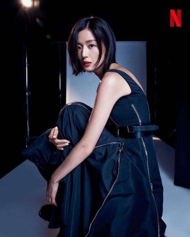 Một lần nữa phải nhắc lại: Jeon Ji Hyun cắt tóc ngắn đẹp điên lên - ảnh 6