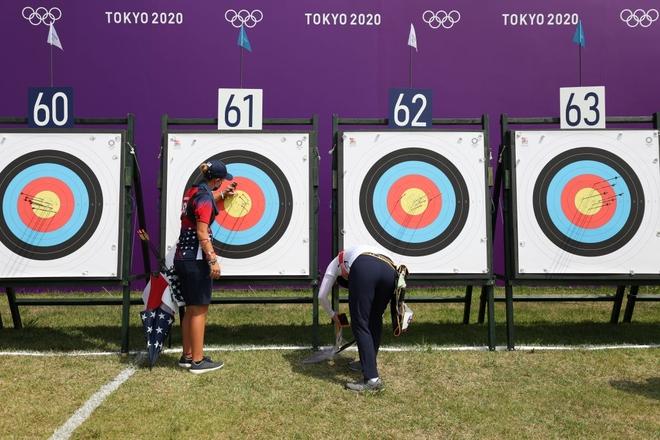 Olympic Tokyo ngày 23/7: Bắn cung mở hàng cho đoàn thể thao Việt Nam - Ảnh 16.