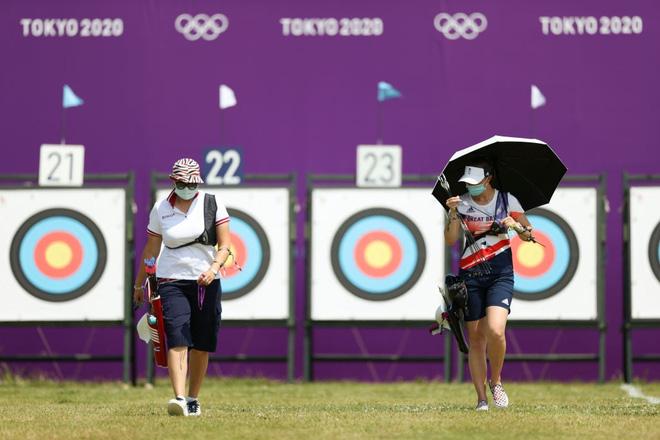 Olympic Tokyo ngày 23/7: Bắn cung mở hàng cho đoàn thể thao Việt Nam - Ảnh 11.