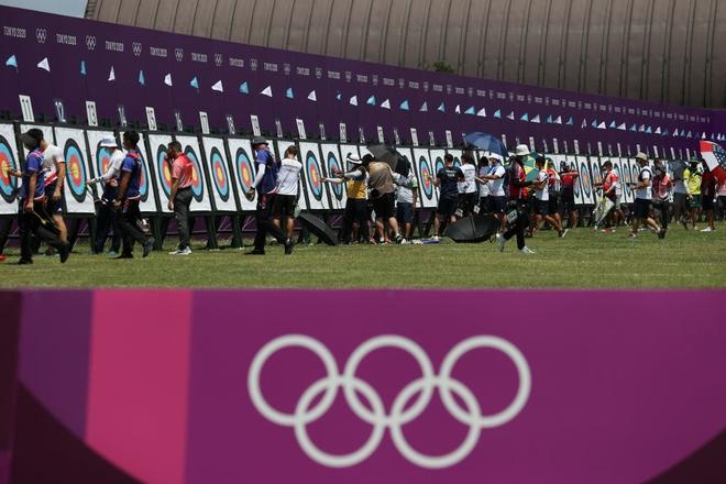 Olympic Tokyo ngày 23/7: Bắn cung mở hàng cho đoàn thể thao Việt Nam - Ảnh 6.