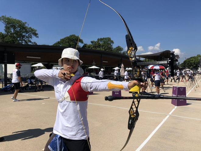 Người đẹp thi đấu mở màn, cơ hội nào cho bắn cung Việt Nam ở Olympic Tokyo 2020? - ảnh 1