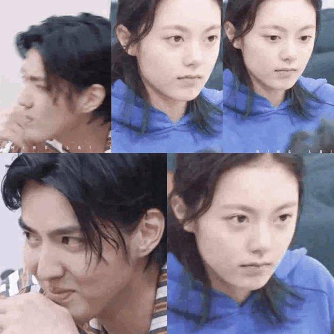 Netizen sởn gai ốc khi xem lại ánh nhìn như muốn nuốt trọn con gái nhà người ta của Ngô Diệc Phàm! - ảnh 1